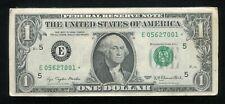 (100) CONSECUTIVE FR.1909-E* 1977 $1 *STAR* FRN'S RICHMOND,VA (GLUED AT TOP) UNC