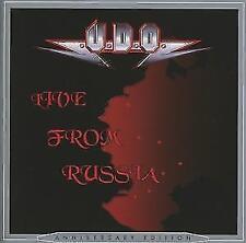 Live From Russia (Re-Release) von U.D.O. (2013)