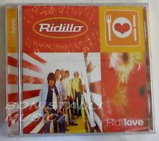 RIDILLO - RIDILLOVE - CD Sigillato