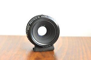 PENTAX Asahi SMC PENTAX-A  Macro    50mm  f/2.8 , Pentax PK mount Lens