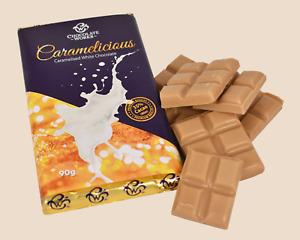 Caramel Bliss Bars