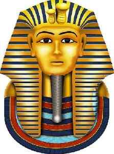 30 Custom Egyptian Art Personalized Address Labels