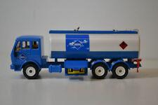 SIKU Aral MERCEDES Camion-citerne EN PARFAITE CONDITION tous Pièces disponible