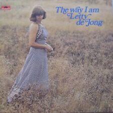 LETTY DE JONG - THE WAY I AM - LP
