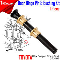 FOR Toyota Hilux Compact Pickup Truck 1972-95 Door Hinge Pin and Bushing Kit 1x