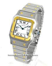 Cartier Armbanduhren im Luxus-Stil mit Datumsanzeige für Damen