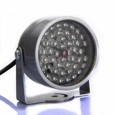 48 LED Light IR Infrared Night Vision Lamp Light Ghost Hunt Paranormal cctv NEW