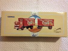 Corgi 97893 J Ayers A.E.C Mercury Truck and Trailer - Limited Edition