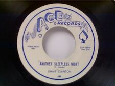 """JIMMY CLANTON """"ANOTHER SLEEPLESS NIGHT / I'M GONNA TRY"""" 45"""