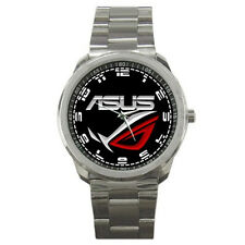 ASUS Crosshair Eye Logo Republic of Gamers Sport Watch