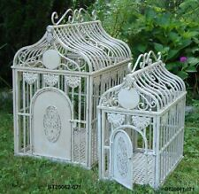 Dog Crate~Cage~Kennel~House for Teacup and Toy Size Designer Dogs S Metal
