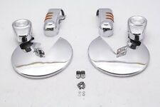 99 Harley Electra Glide FLHTCUI Front Wheel Chrome Accent Covers