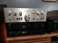 Kenwood KA-7300 Stereo Integrated Amplifier & Preamplifier vintage amp   sx-780