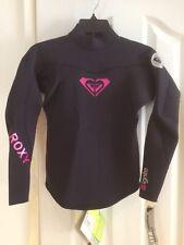 ROXY Quicksilver Women's Ignit 2mm Long Sleeve Jacket Size 8 -