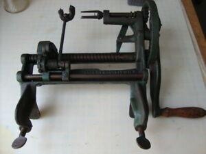 Vintage Goodell Improved Baystate 64 Apple Peeler