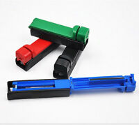 Manual Cigarette Tube Rolling Machine Tobacco Roller Injector Maker  ABS Plastic