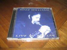 Rozz Williams - Live in Berlin CD - Punk Rock Alternative Goth