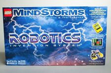 Vtg NIB LEGO Robotics Invention MindStorms RCX + CD ROM