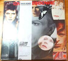 David Bowie Changes Bowie Ryko Clear Vinyl RALP01712 Double LP MINT/SLV:EX