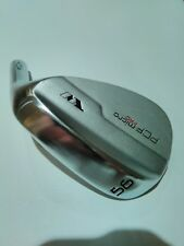Wishon PCF Micro Pro Wedge 56 Degree Choice of Shaft And Grip Inc, amazing spin