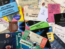European/Uefa Competition Semi & Final Tickets - *Pick from list*