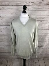 BURBERRY GOLF Jumper - Size Large - Merino Wool - Great Condition - Men's