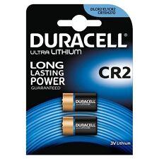 2 x Duracell CR2 Batteries Bushnell V3 / V4 Jolt Golf Rangefinder Spare Battery