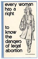 Every Woman Has a Right to Know the Dangers of Leg