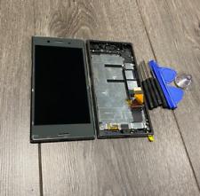 Para Sony Xperia Xz Premium G8141 IPS G8142 4K Pantalla LCD Digitalizador Marco Cromo