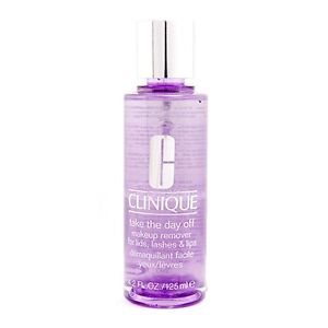 Clinique Take The Day Off Makeup Remover for Lids, Lashes & Lips 125ml