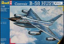 Revell Monogram Convair B-58 Hustler Super Sonic Bomber Model Kit 1:48 04337