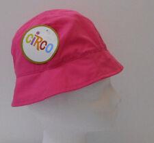 Circo Girls Sun Hat  BUCKET HAT Toddler 3 T BRIGHT Pink NWT