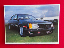 Postcard - Holden Commodore VC HDT