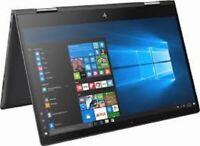 """HP 15-cn1073wm Envy X360 15.6"""" FHD Touchscreen i7-8565U 1.80GHz 8GB RAM 512GB"""