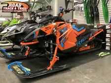 """2021 Arctic Cat® Riot X 8000 146""""/2.60"""" Ams w/ Qs3 Shocks Orange Orange"""