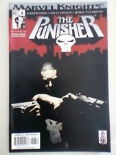 MARVEL KNIGHTS - THE PUNISHER  #6 - 2001 - Ennis/Dillon NEAR MINT CONDITION