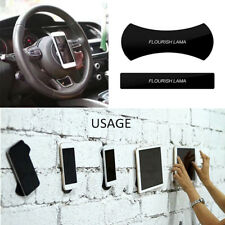 Nano Rubber Sticky Pad Anti-Slip Mat Gel Dash Car Mount Holder for Cell Phone
