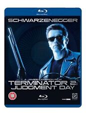 Terminator 2 Judgment Day Blu-ray Arnold Schwarzenegger, Linda Hamilton NEW R2