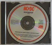 AC/DC : HEATSEEKER / PR 2208-2 - [ PROMO CD SINGLE ]