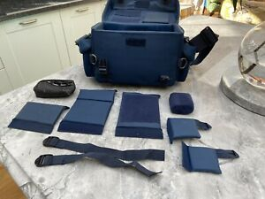 LARGE HAMA CAMERA BAG WITH LOTS OF COMPARTMENTS & SHOULDER STRAP - BARGAIN!