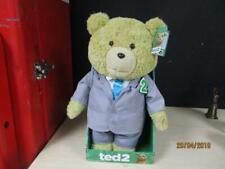 NEW TED 2 MOVIE 16INCH TALKING SOFT PLUSH STUFFED TEDDY BEAR TALKING SOUND TOY