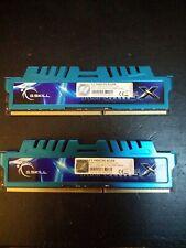 G. SKILL RIPJAWS X PC3-12800 16GB (8GB x 2) DDR3 F3-1600C9S-8XM RAM