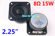 "2.25"" inch 8Ohm 8Ω 15W Full-Range Audio Speaker Loudspeaker Woofer Horn for SONY"