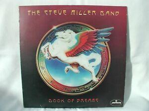 The Steve Miller Band Book Of Dreams VG/VG
