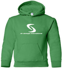 Air Sénégal Retro Logo Senegalese Airline Hoody