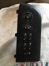 04 - 08 FORD F150 CREW CAB 4DR MASTER WINDOW SWITCH 4L3T-14B133-BLW Black Bezel