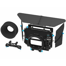 FOTGA DP500 Mark III Swing-away Matte Box for 15mm/19mm Rod BMCC 5D A7 II Camera