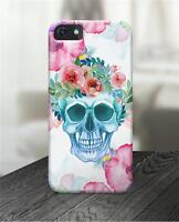 Calaveras Esqueleto carcasa iPhone,Estampado para 5c Iphone 6 Iphone 6+ Funda