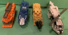 Transformers Energon Optimus Prime Drones Set, 4 Figure Lot