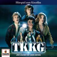 TKKG - JEDE LEGENDE HAT IHREN ANFANG (HÖRSPIEL ZUM KINOFILM)   CD NEU